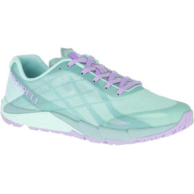 Merrell Bare Access Flex Shoes Women Aqua